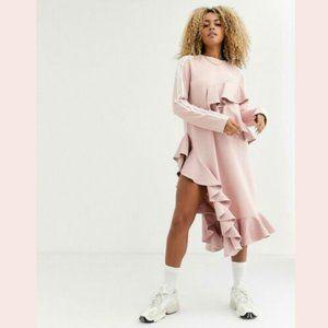 NWT Adidas x J KOO Sporty Statement Dress - L
